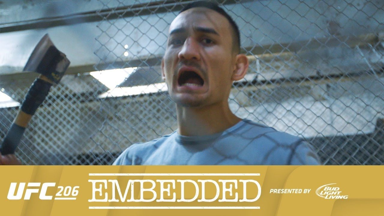 Ufc 206 Embedded Vlog Series Episode 2 Ufc Donald Cowboy Cerrone Combat Sport