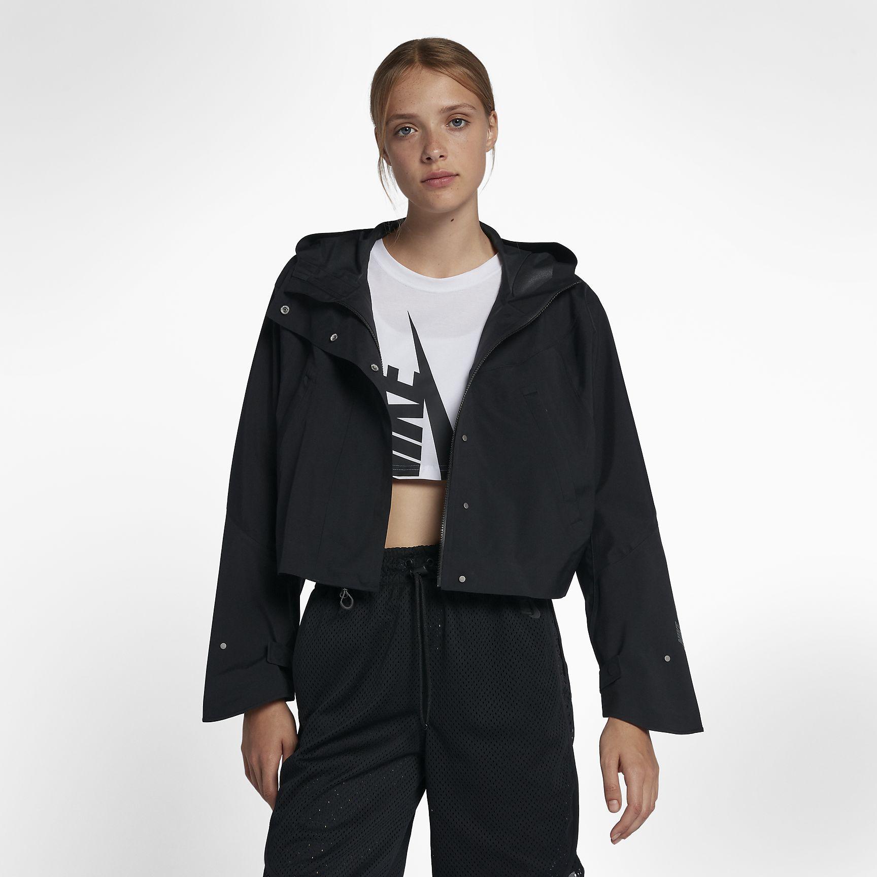 Veste Nike Femme Court Veste Femmes Vêtements |