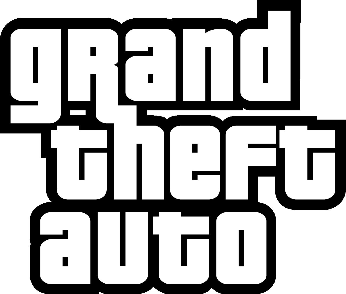 Gta Logo Grand Theft Auto Pdf Png Free Downloads Logo Brand Emblems Grand Theft Auto Vinyl For Cars Car Logos