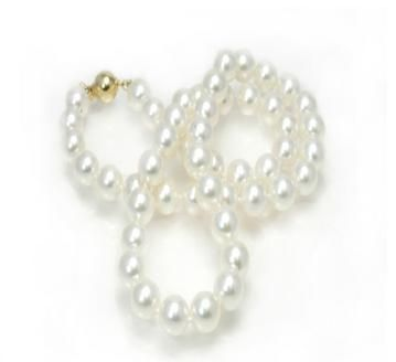 Pearls can be expensive as they are very delicate and natural pearls are relatively uncommon and should always be treated with respect. They scratch very easily and are highly susceptible to even the weakest acidic solutions, so extreme care must always be taken when cleaning them.