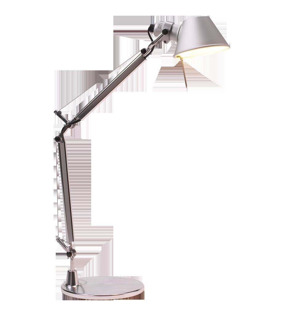 Lamp Table Lighting Chandelier Tolomeo Desk Transparent PNG