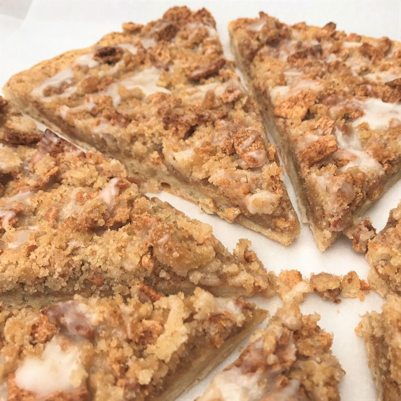 Cinnamon toast crunch dessert pizza crunch recipe