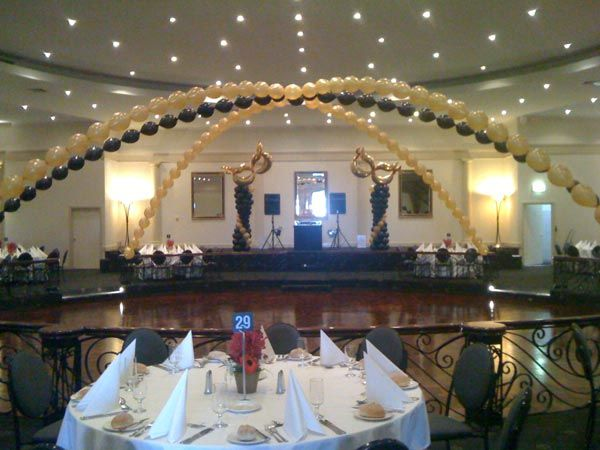 graduation dinner decoration ideas | debutante's, graduations