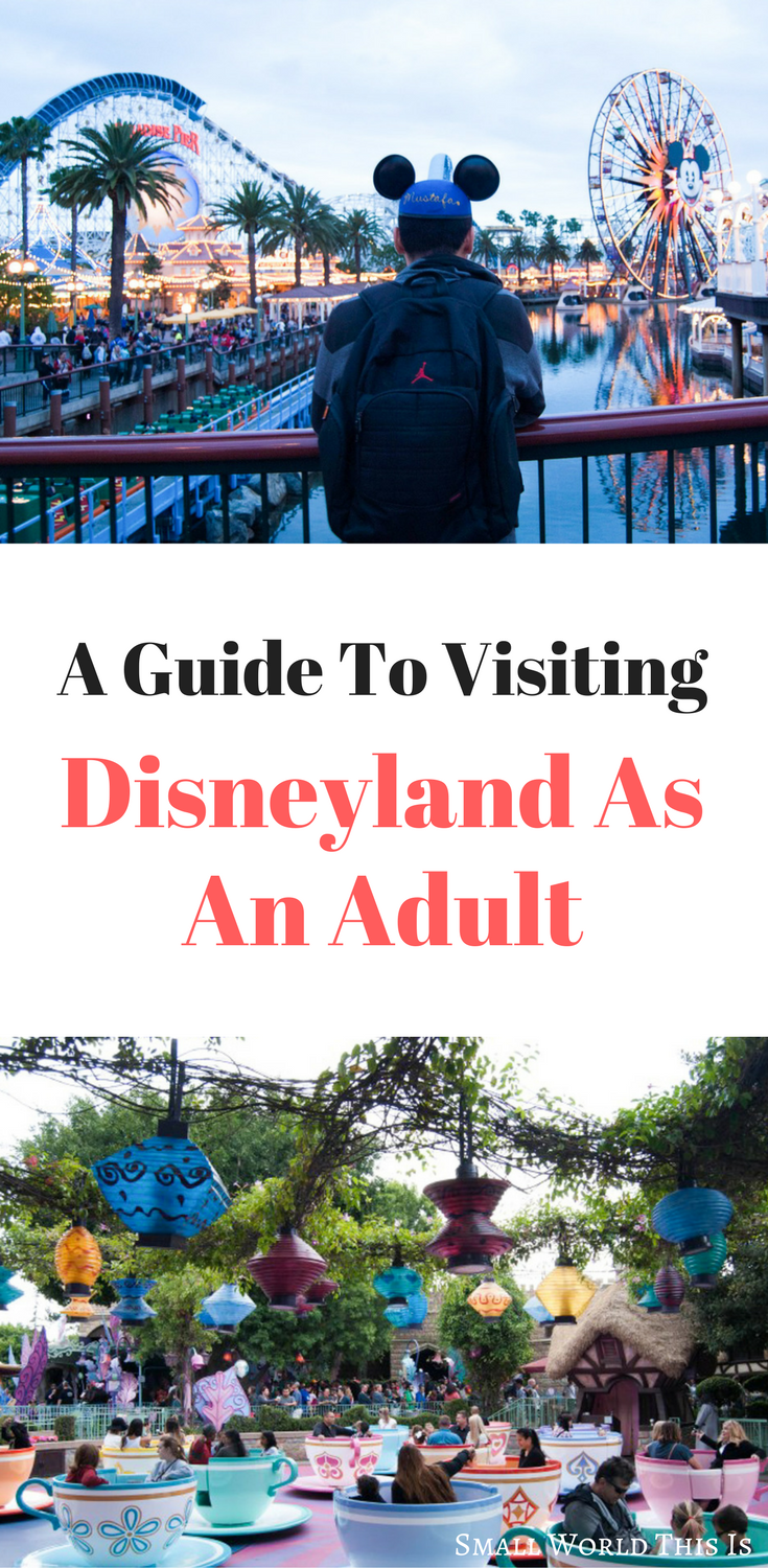Best disneyland hotel for adults