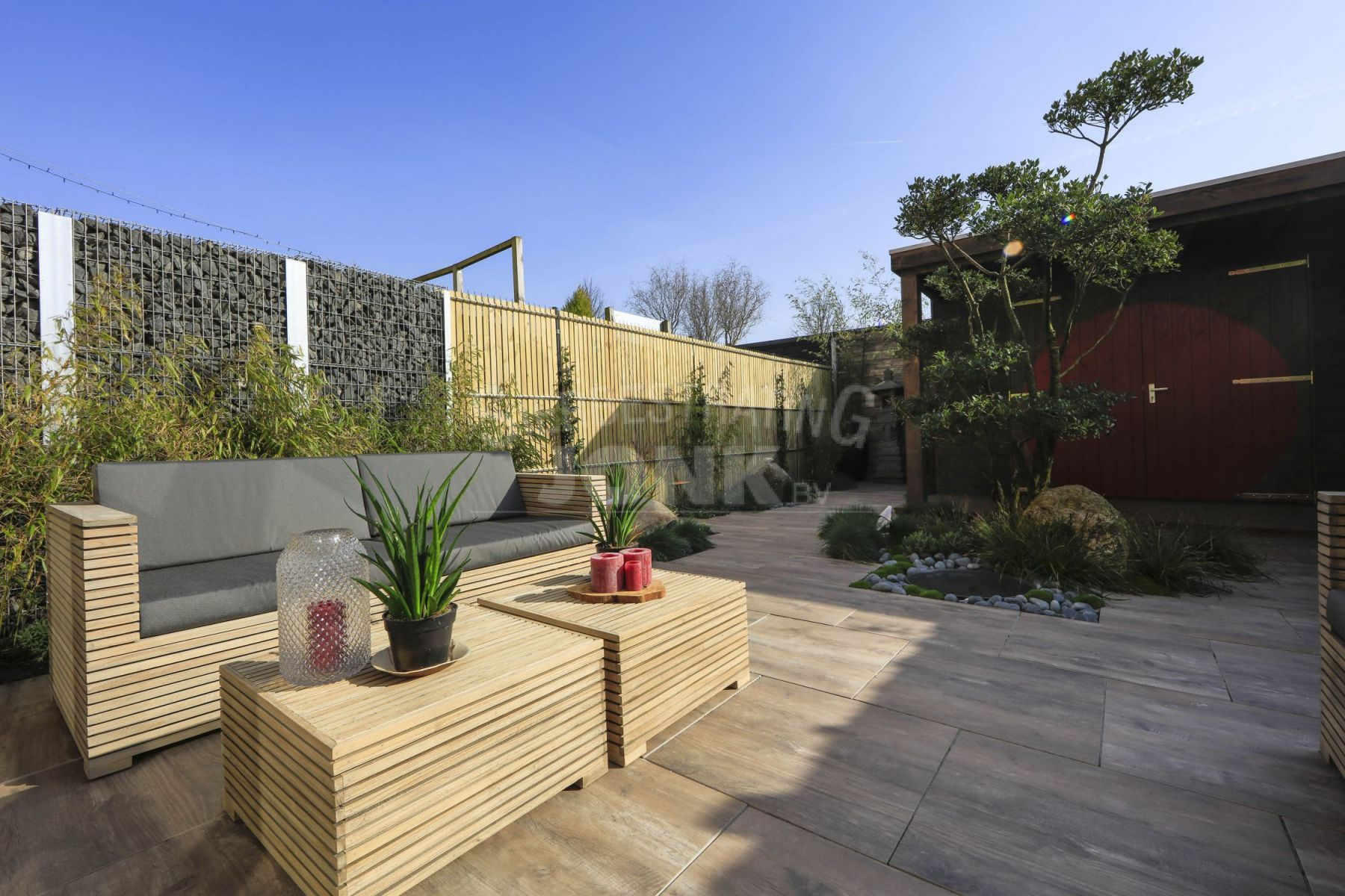 Geoceramica timber. eigen huis & tuin. terrastegels tuintegels