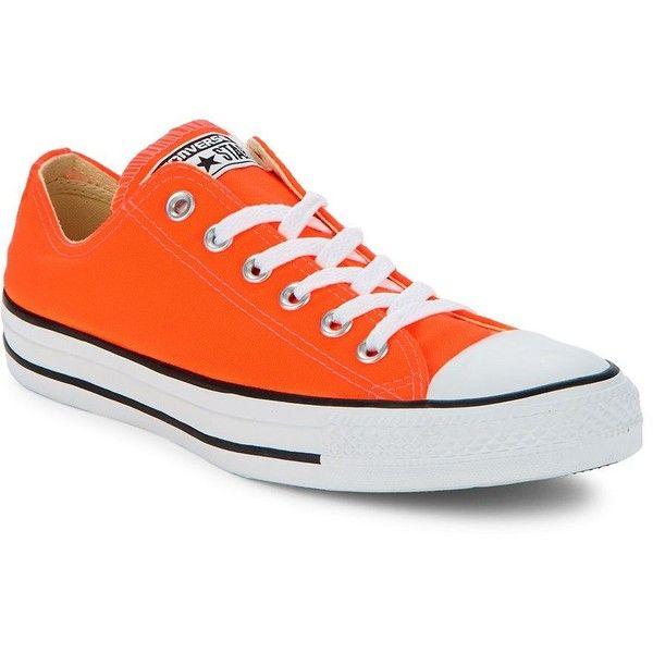 converse cap orange