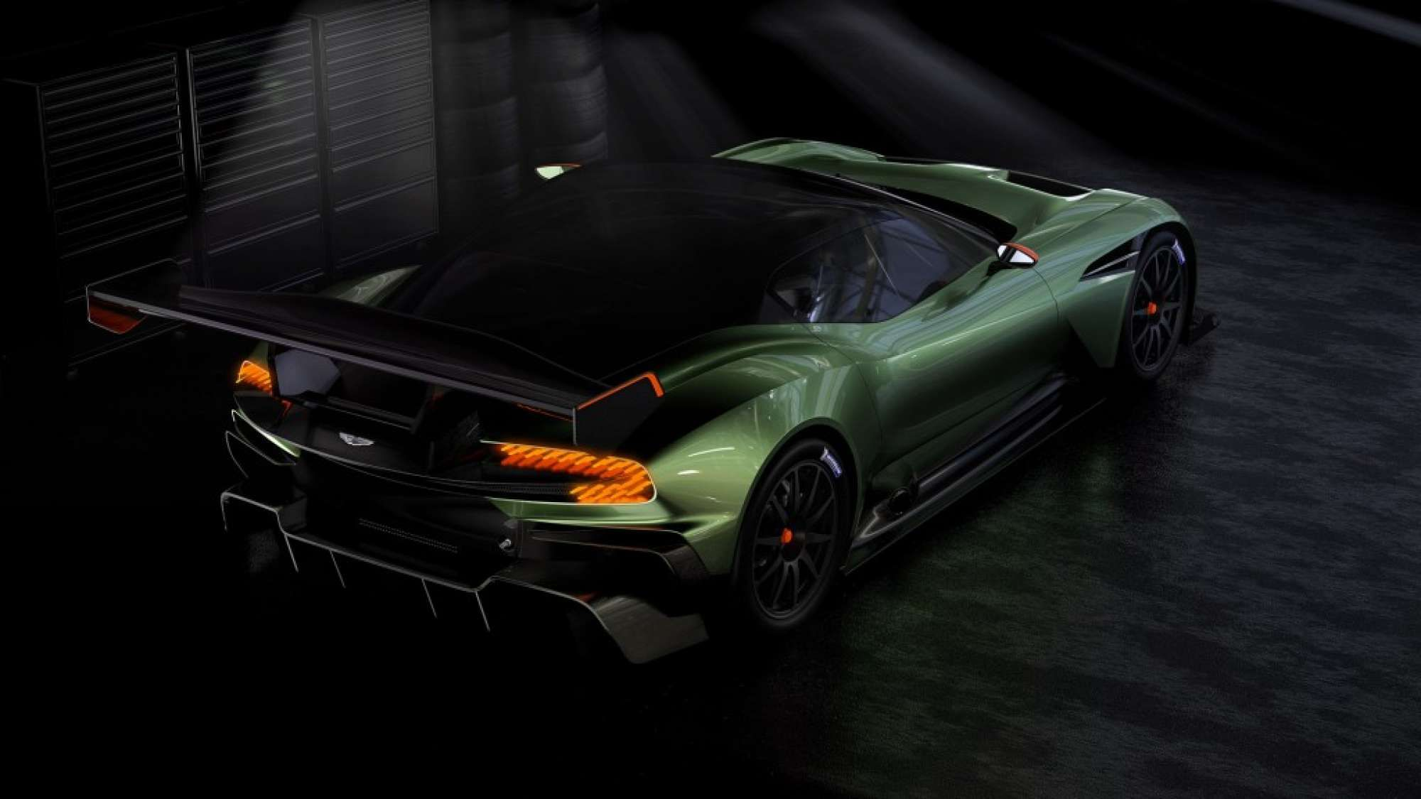 aston martin vulcan will race tomorrow | popular science