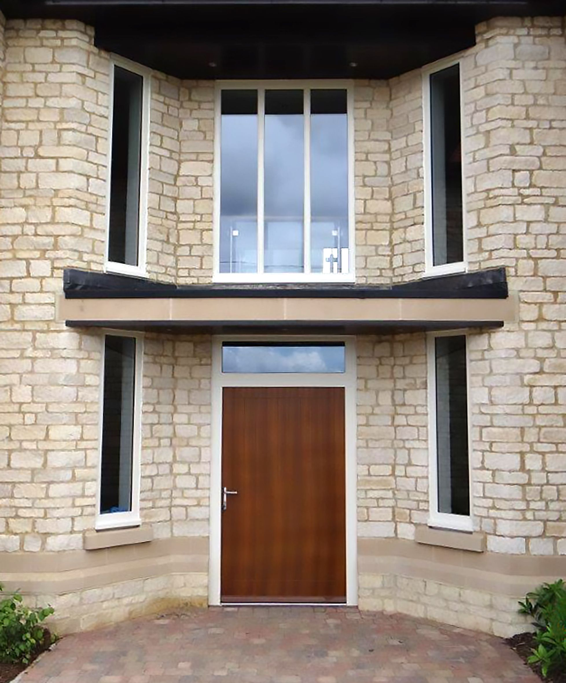Eco doorset supplied by PDS offering high quality timber doors timber windows and bespoke joinery & Eco doorset supplied by PDS offering high quality timber doors ...