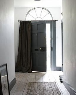 Curtain Over Front Door Window Front Door Curtains Front Doors With Windows Home