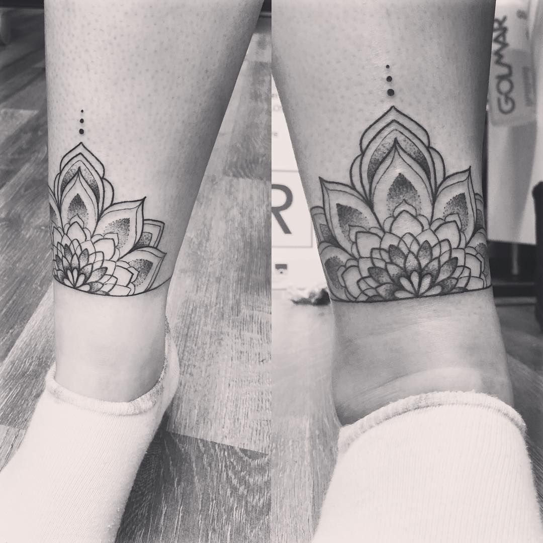 384b09b44 ankle-tattoo_ | tattooos | Ankle Tattoo, Ankle tattoos for women ...