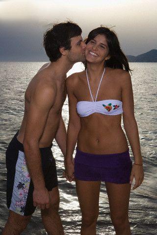 Kiss in water @ www.wikilove.com/Kiss_in_water