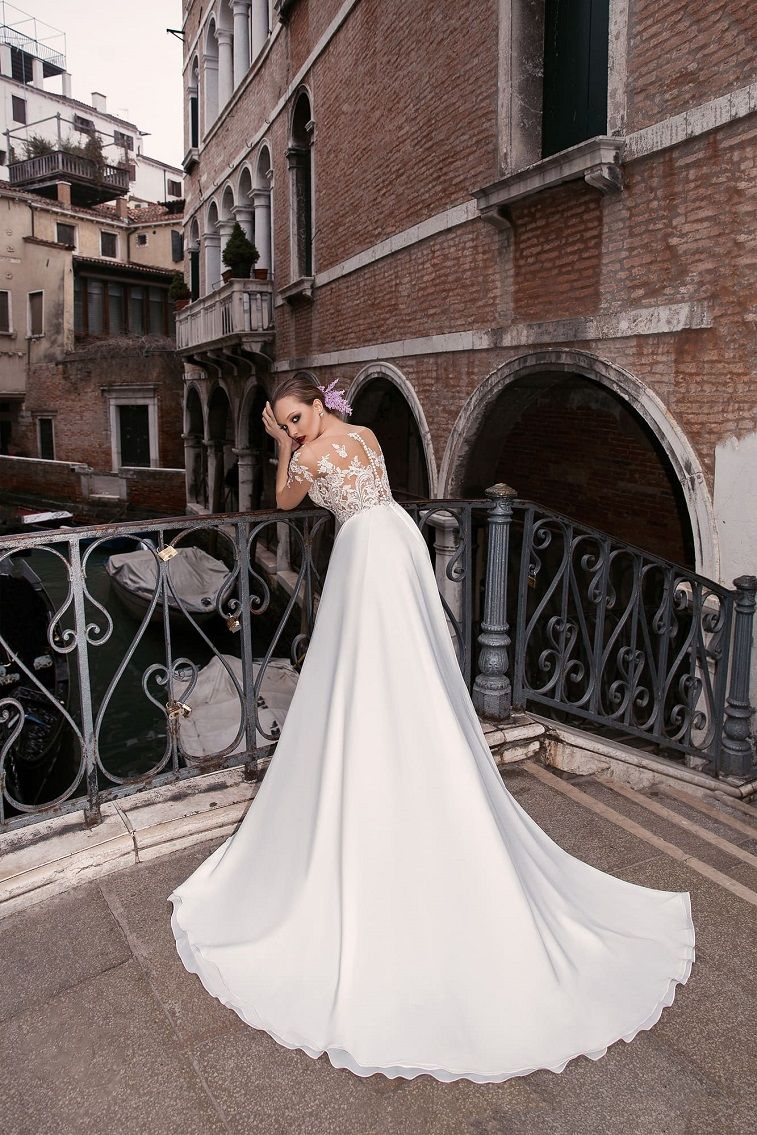 Anna Sposa Wedding Dresses – Venice Bridal Collection