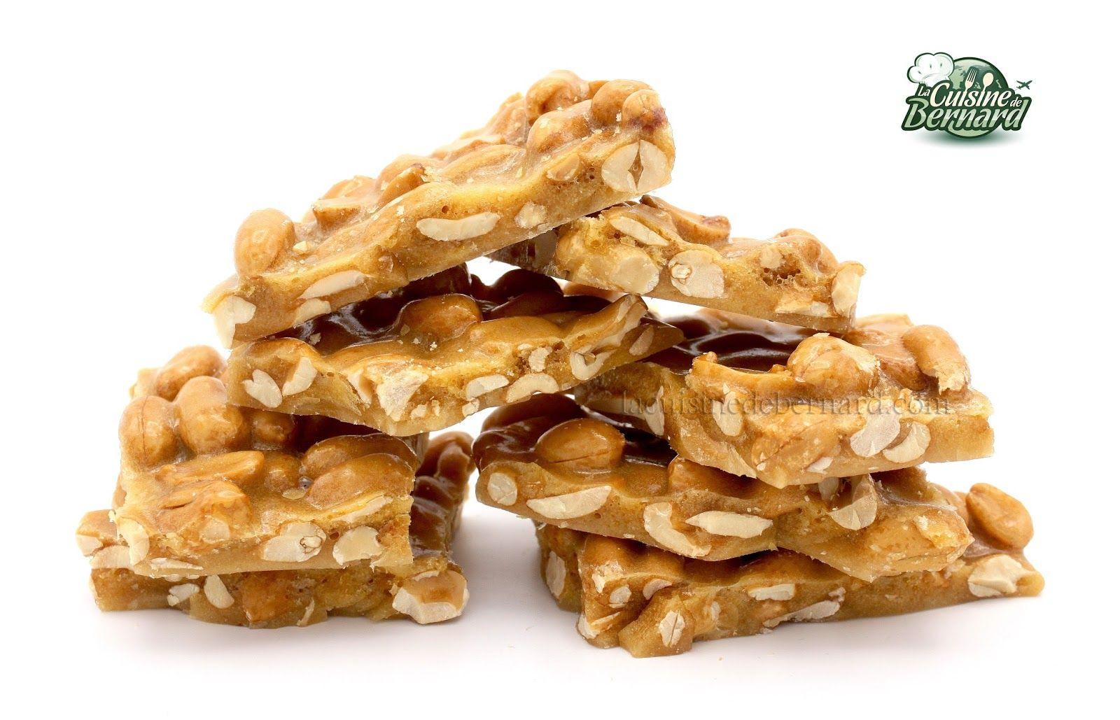 La Cuisine de Bernard  Peanut Brittle  Only Peanut butter  Pinterest  Peanut brittle