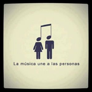 2 Frases Musica 300x300 Frases Musicales Carteles De