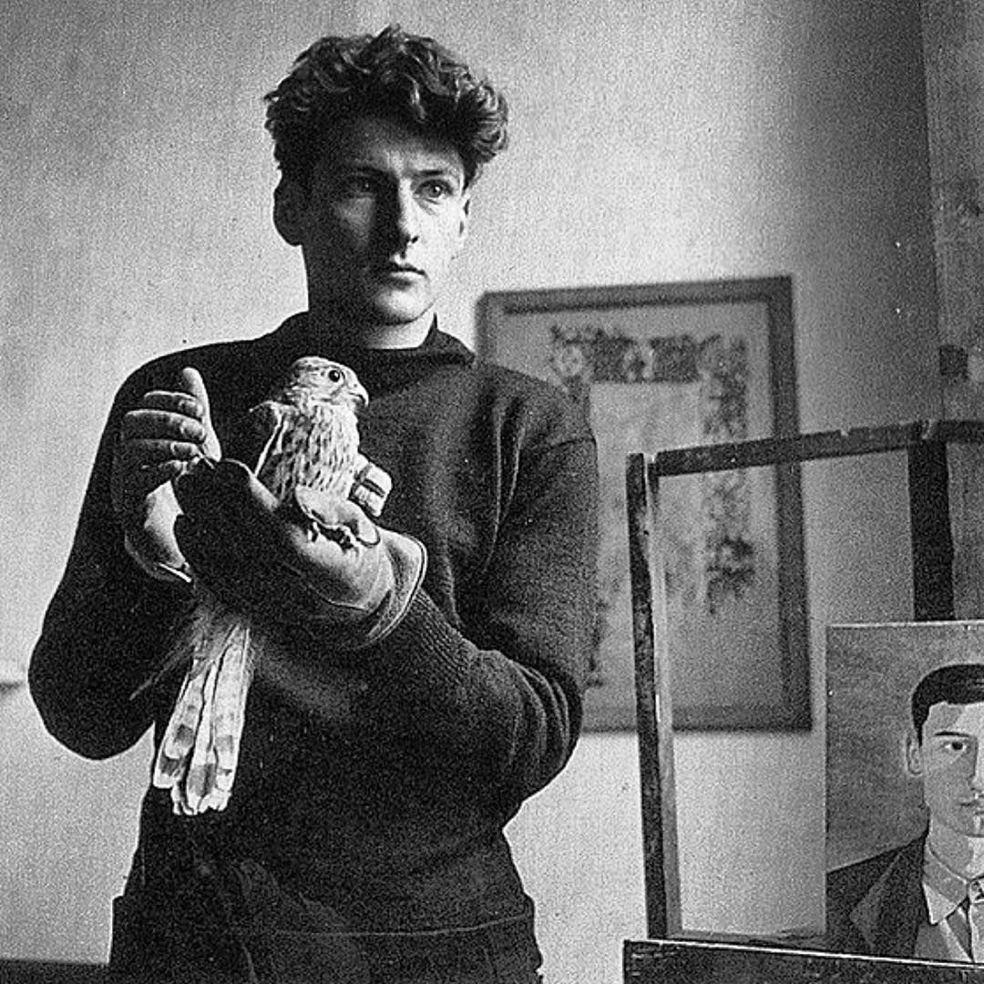Huariqueje Lucian Freud 25 Years Old