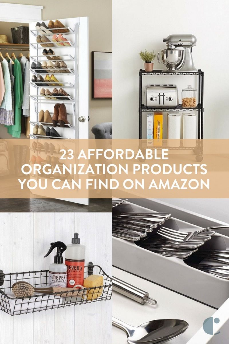 Organization Products To Help You De Clutter Your Home We Ve Rounded Up Our Top Picks At A Low Price Point For Affordable