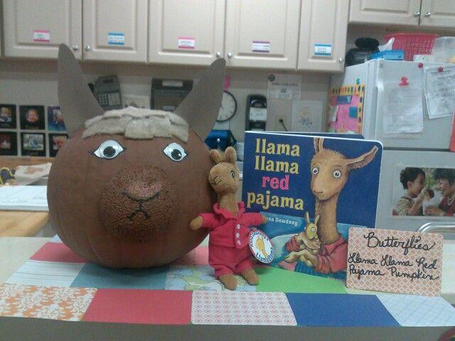 7f2699be8a Llama Llama Red Pajama Pumpkin