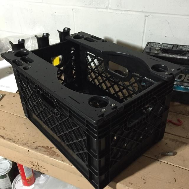 Harmony Crate Tracks Amp Yak Gear Rod Holders Workshop