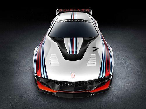 ItalDesign Brivido Martini Concept