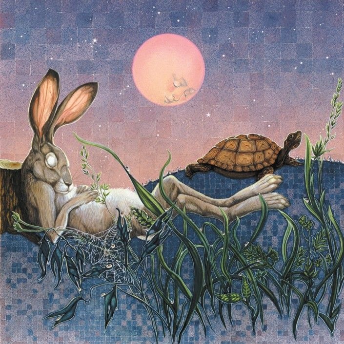 AESOP-Tortoise-and-Hare-by-Arlene-Graston-e1400008991253.jpg (JPEG ...
