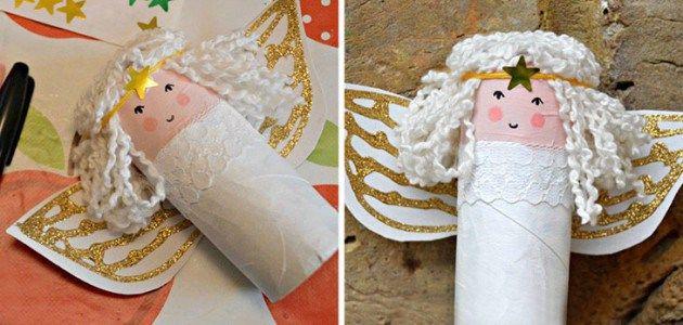 6 Manualidades Del Portal De Belén Para Estas Navidades Sapos Y Princesas Unusual Christmas Decorations Crafts Handmade Christmas