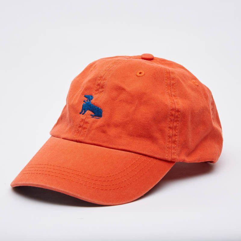 982c80cd64269 Orange Dachshund Logo Baseball Cap - Mookie