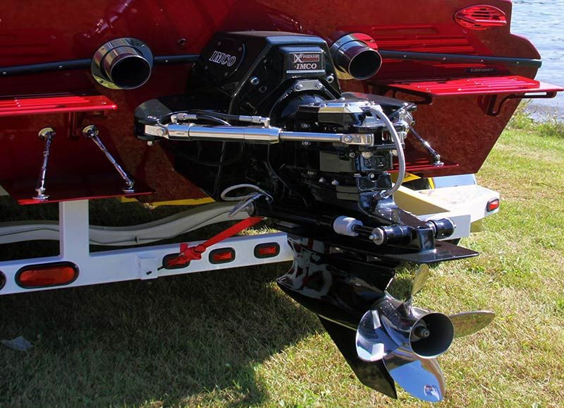 how to winterize a boat motor outboard