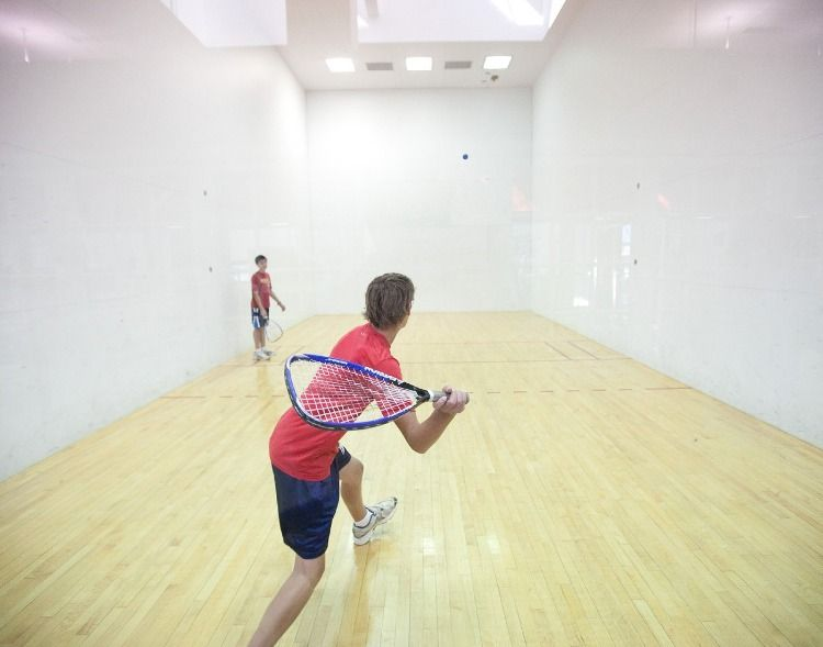 A brief description of racquetball to let you know the