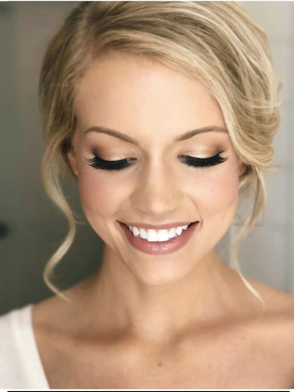 Pin On Bridal Hair Makeup Styling Ideas Pins By Our Brides
