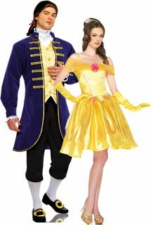 Couples Costumes with Character!