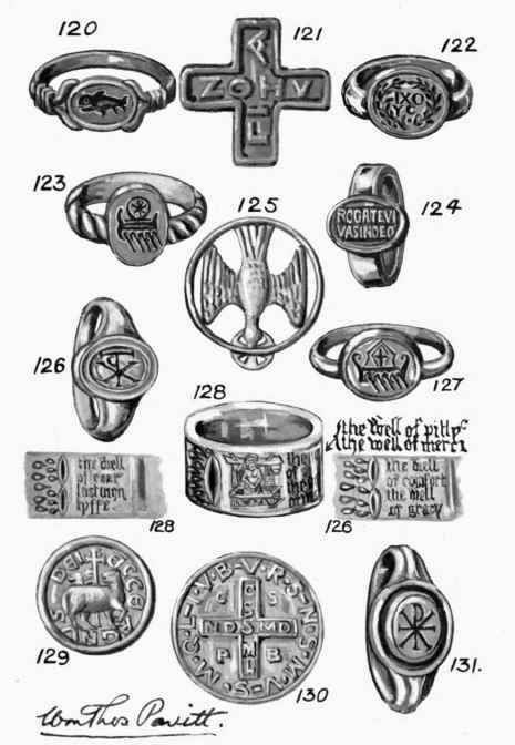 Early Christian And Mediaeval Talismans Early Christianity