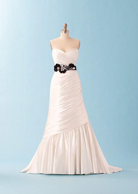 Ariel Style 223, by Alfred Angelo from Disney\'s Fairy Tale Weddings ...