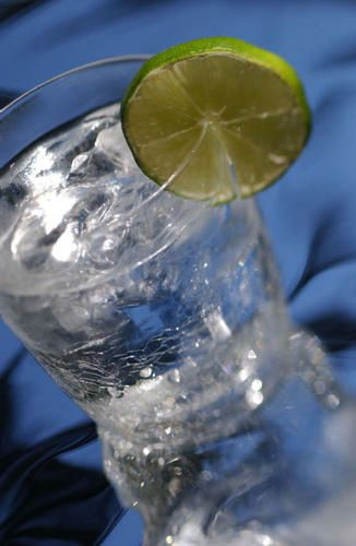 EAT: Beat the heat with a gin and tonic #drink