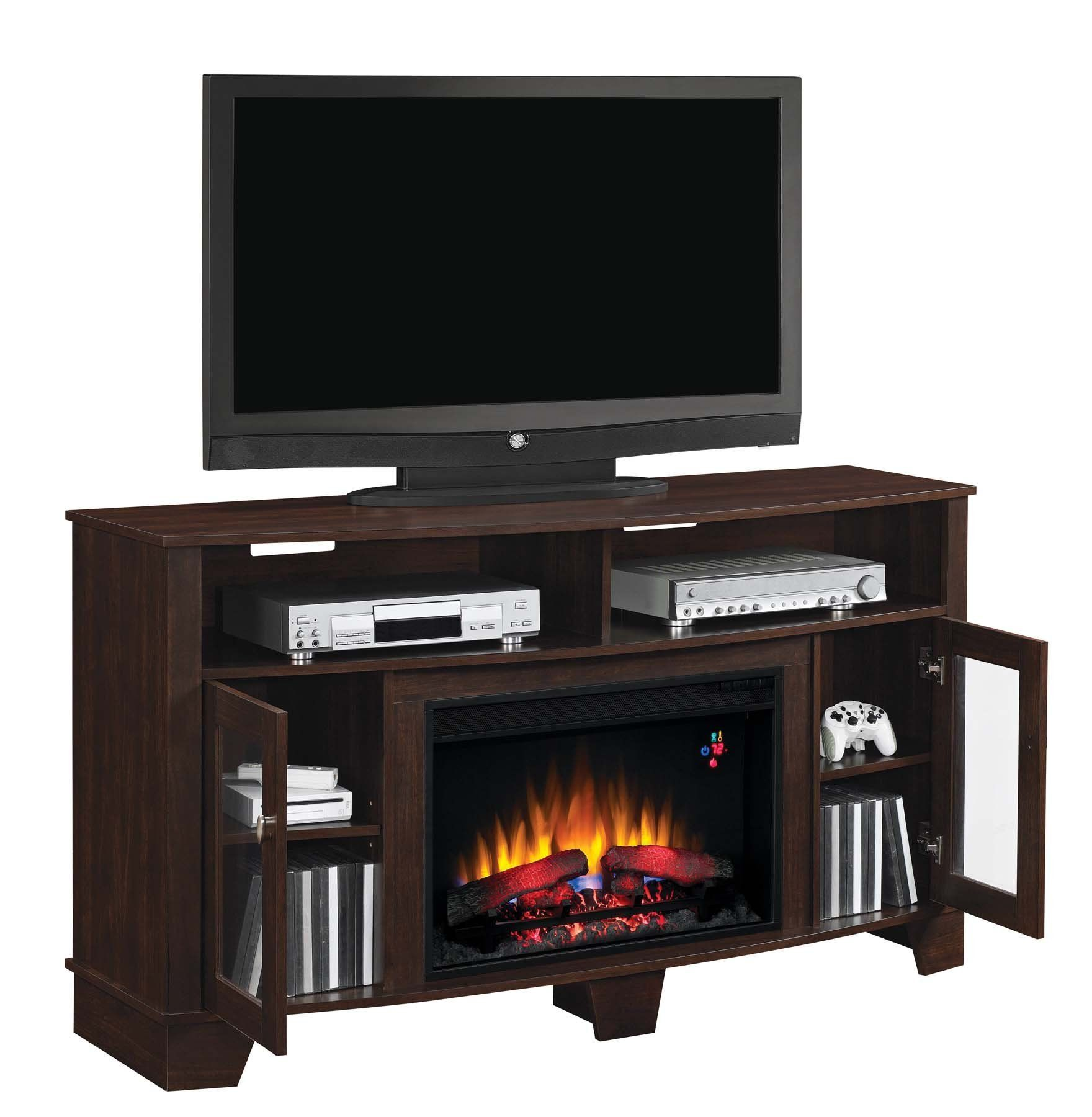 classic flame 59 lasalle infrared electric fireplace media