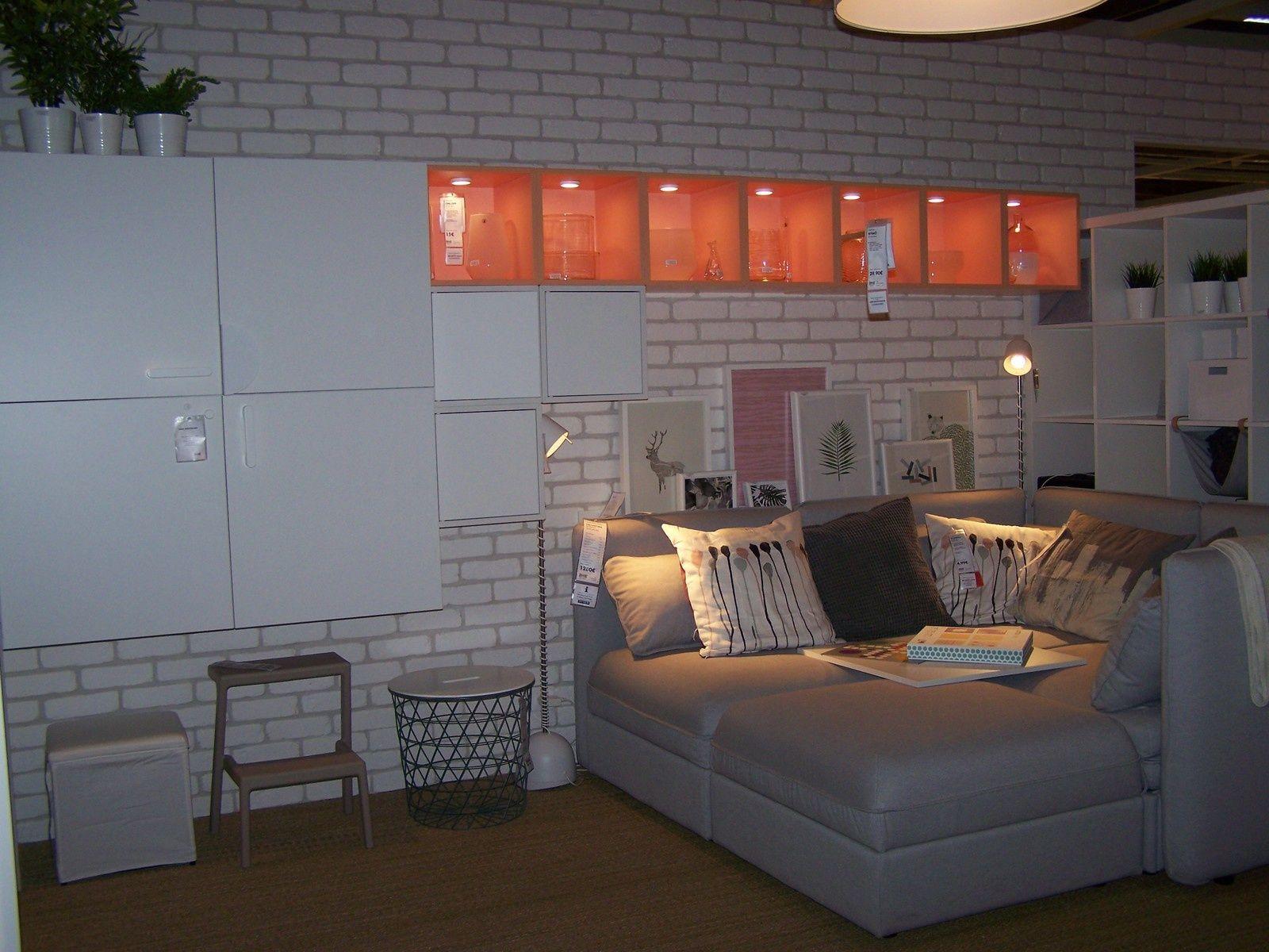 Album 23 Eket La Nouvelle Gamme De Chez Ikea Ikea  # Ikea Etegere Cube Modulo Bois