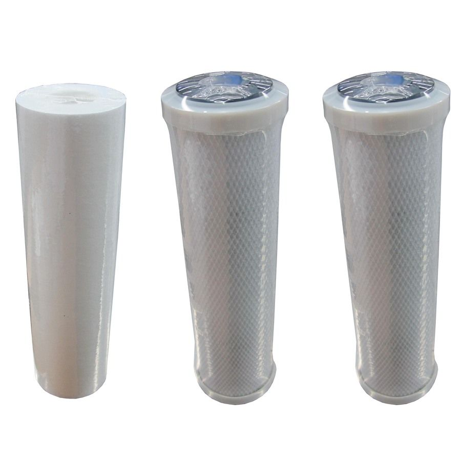 Whirlpool 3 Pack Under Sink Replacement Filter Lowes Com In 2020 Sink Replacement Replacement Filter Under Sink