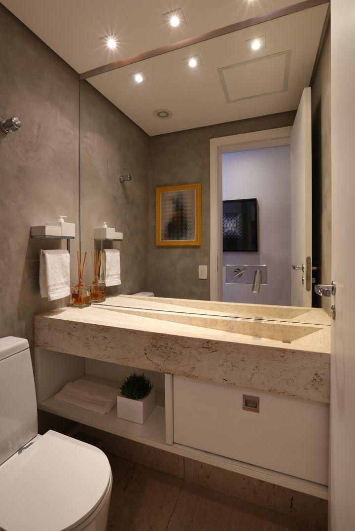 Mais Espaço E Conforto Para A Família Baños, Baño y Cuarto de baño