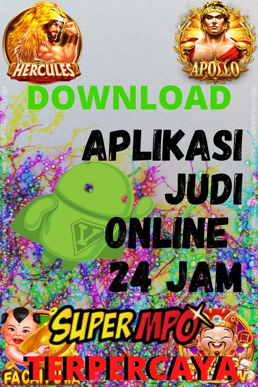Pin On Aplikasi Judi Online24jam