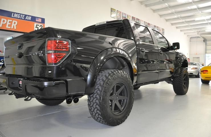 2014 Ford F 150 Svt Raptor Roush Supercharged Tomball Tx Ford