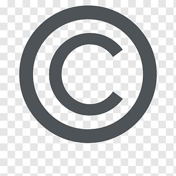 Copyright Symbol Emoji Trademark Copyright Black C Logo Free Png Copyright Symbol Symbols Logos