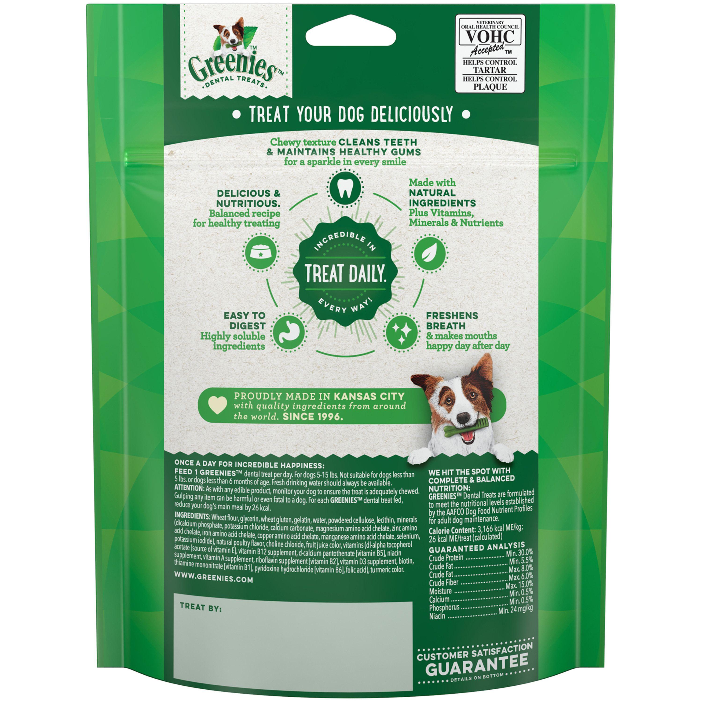 Greenies Original Teenie Dental Dog Treats 3 Oz Pack 11 Treats Ad Teenie Ad Dental Greenies Dog Dental Treats Dental Treats Greenies Dog Treats