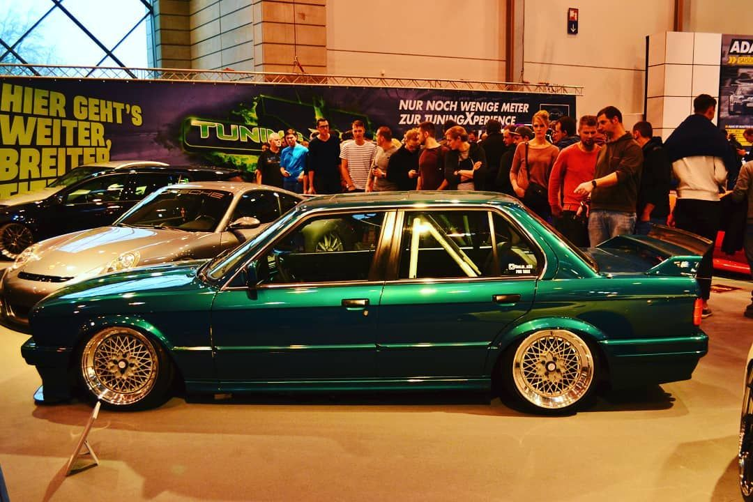 Sweet Looking Bmw E30 At Essen Motorshow Window Tinting Taunton