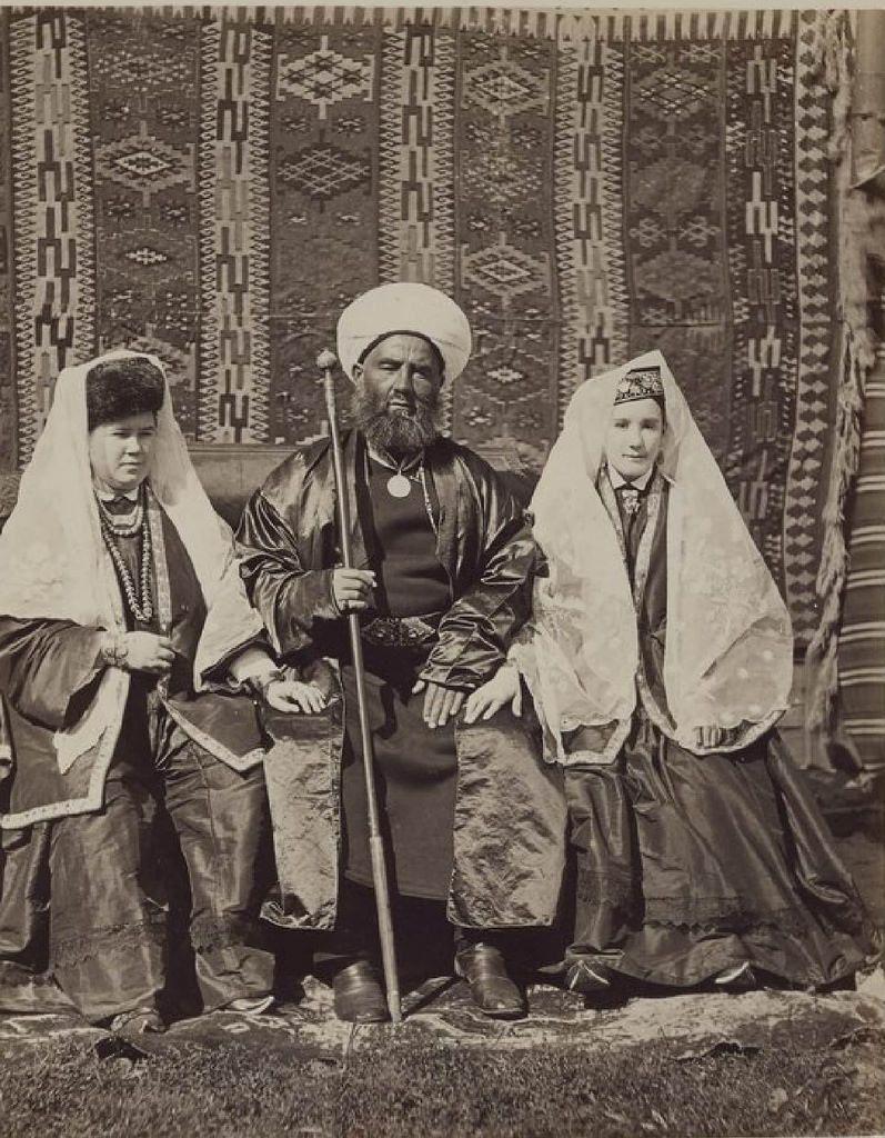 архивные старые фотографии татарского народа модель пола потолка