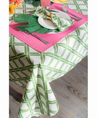 Outdoor Table Cloth With Zipper 52 Round Traditional Tablecloths