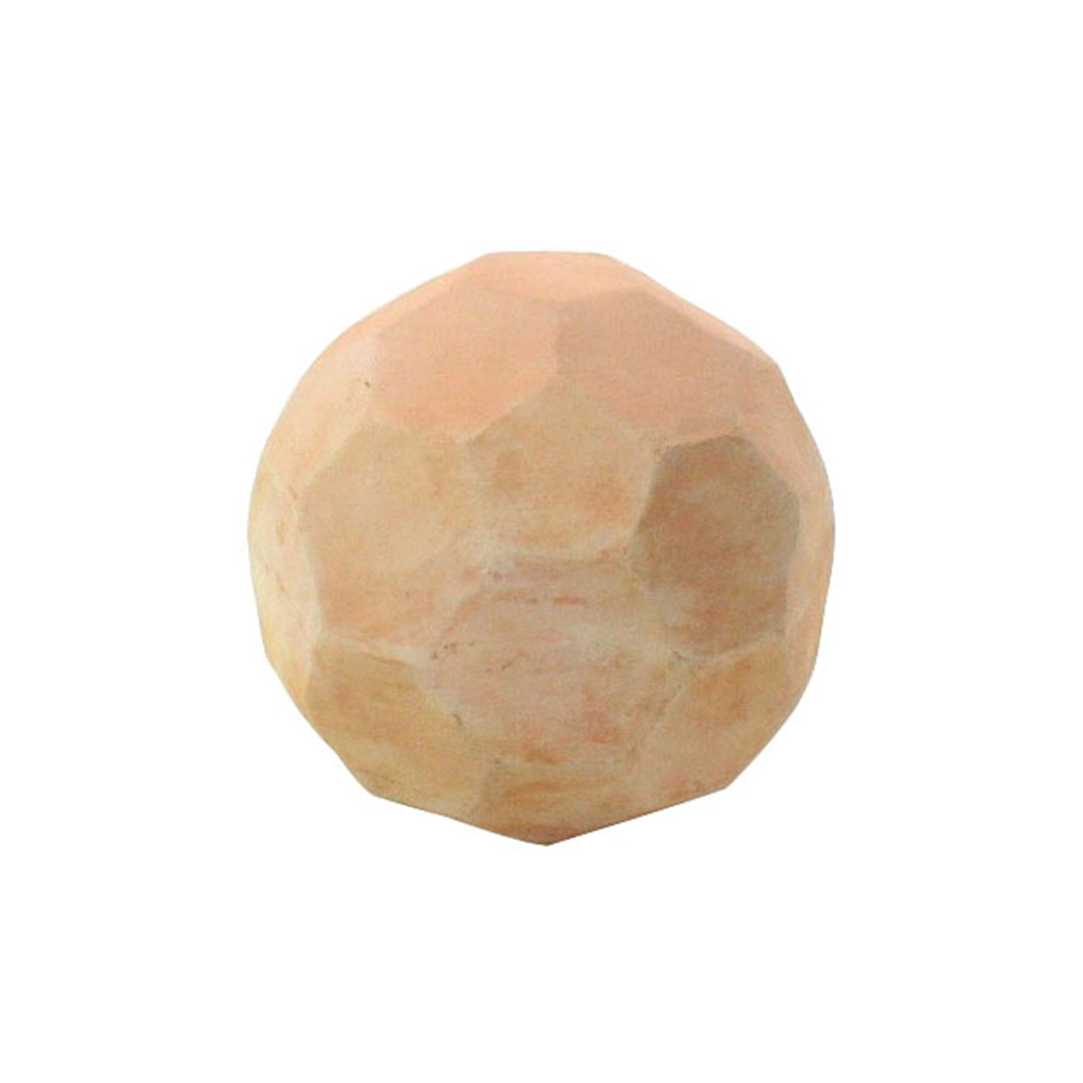 Add an otherworldly touch of character to any chic space with a stunning Mars Terracotta Faceted Sphere. The faceted face of this delightful decorative addition is beautifully hued and features charmin...  Find the Mars Terracotta Faceted Sphere, as seen in the Home Sweet Homesteader in Joshua Tree Collection at http://dotandbo.com/collections/home-sweet-homesteader-in-joshua-tree?utm_source=pinterest&utm_medium=organic&db_sku=109221
