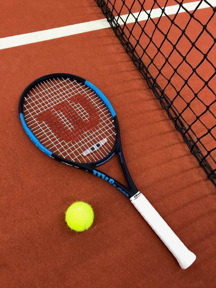 Wilson Ultra 100 Cv Tennis Racquet Tennis Racquet Racquets Tennis Photography