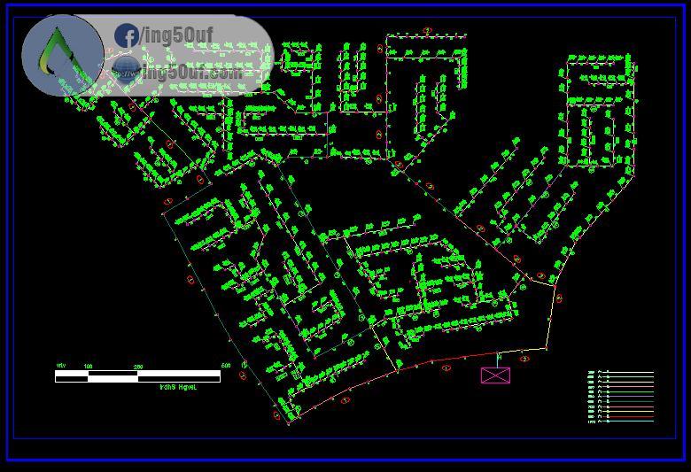 مخطط شبكات الصرف الصحي اوتوكاد Dwg مخطط شبكات الصرف الصحي اوتوكاد Dwg مخطط شبكات الصرف الصحي اوتوكاد Dwg تحميل Autocad Drawing Autocad Photo