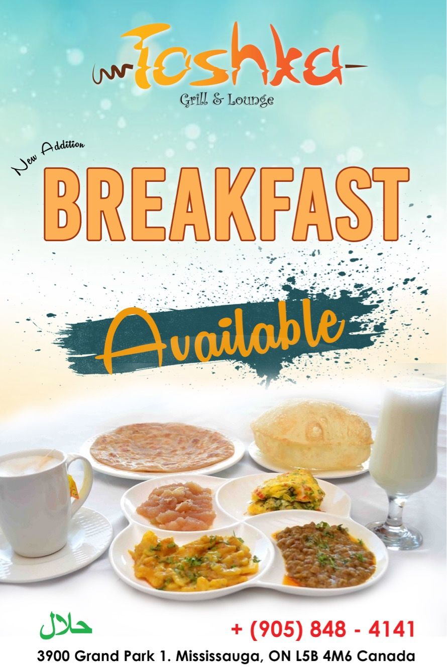 A Good Breakfast Fuels You Up Gets You Ready For The Day Toshka Offers Delicious Dishes To Make Your Day Full Of D Halal Recipes Tasty Dishes Best Breakfast