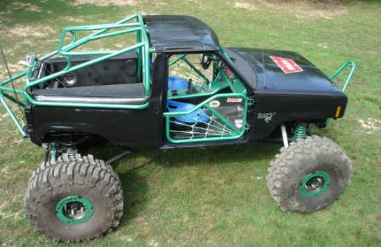 The 39 Punisher 39 Bronco Ii Build Bronco Ii Roll Cage Bronco