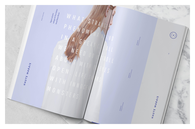 Marais Guidelines & Brand Sheet by Studio Standard on ...